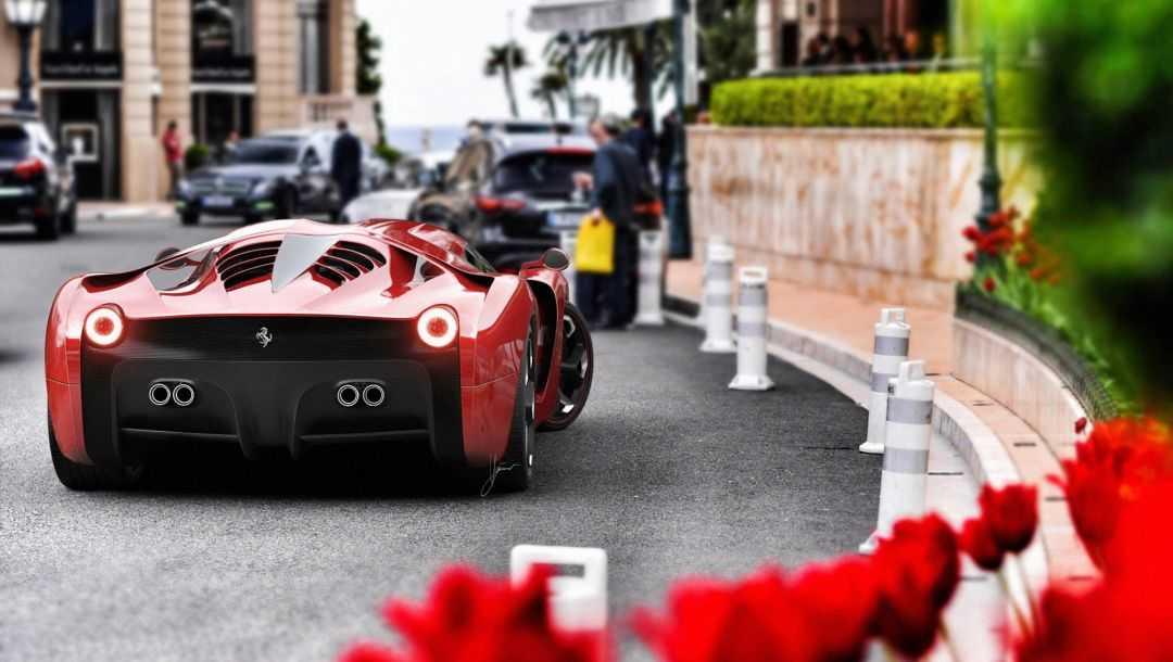 Ferrari 458 italia итальянский суперкар за $272 000