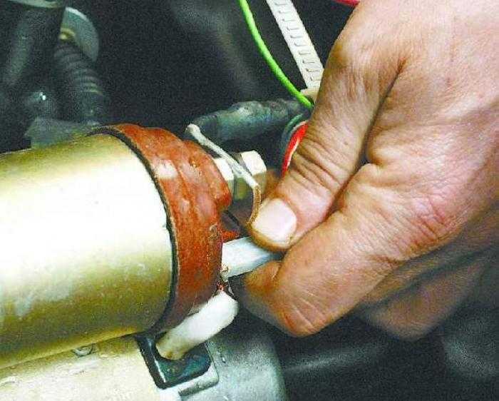 Как снять стартер ваз 2109 - всё об автомобилях лада ваз