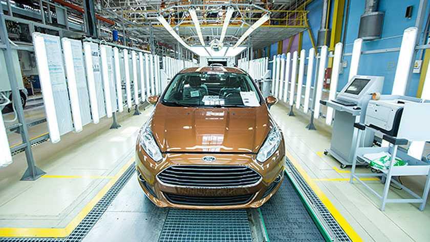 Ford mondeo 2.5 at titanium (02.2015 - 06.2018) - технические характеристики