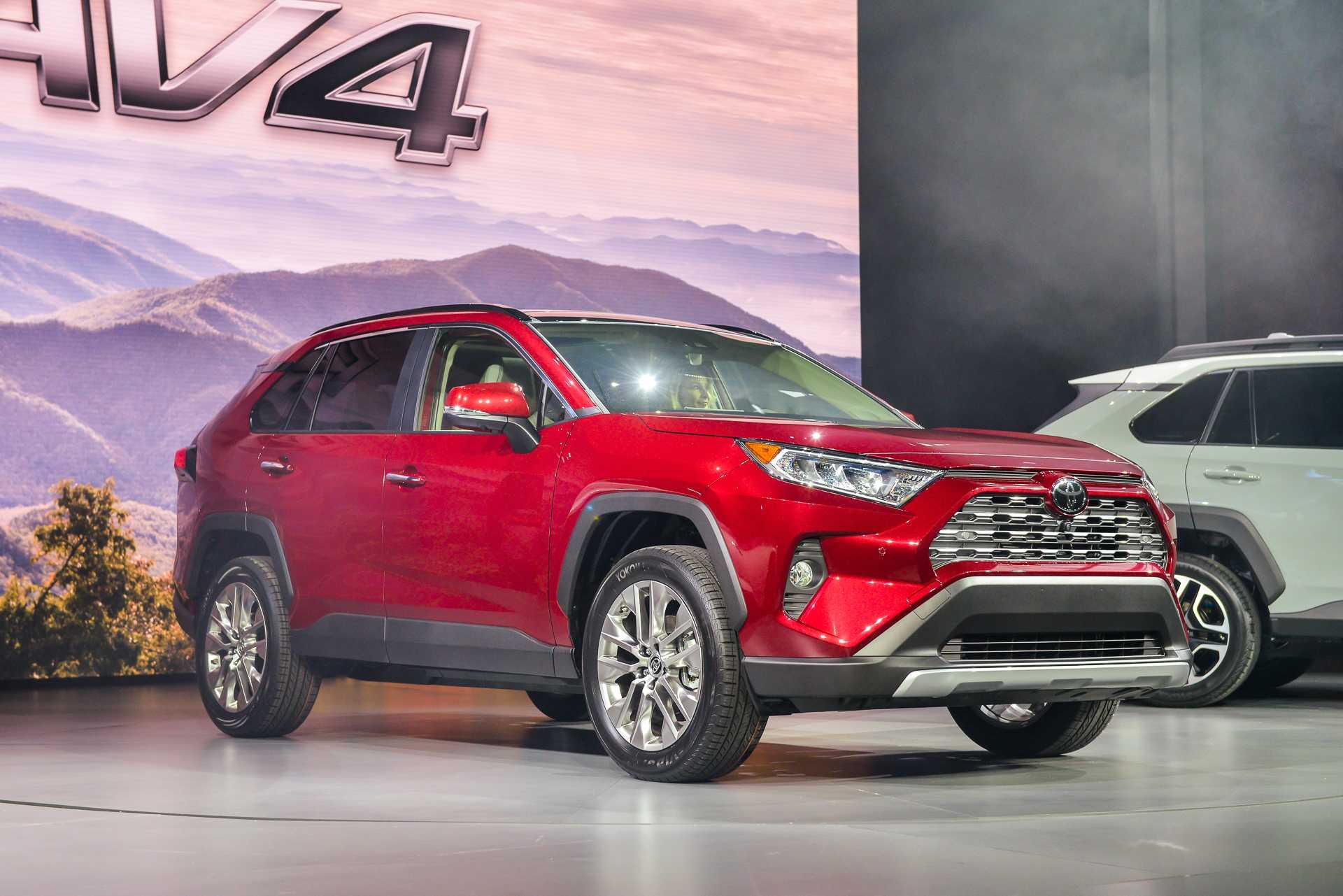 Toyota rav4 2.5 at 4wd exclusive (09.2016 - 05.2018) - технические характеристики