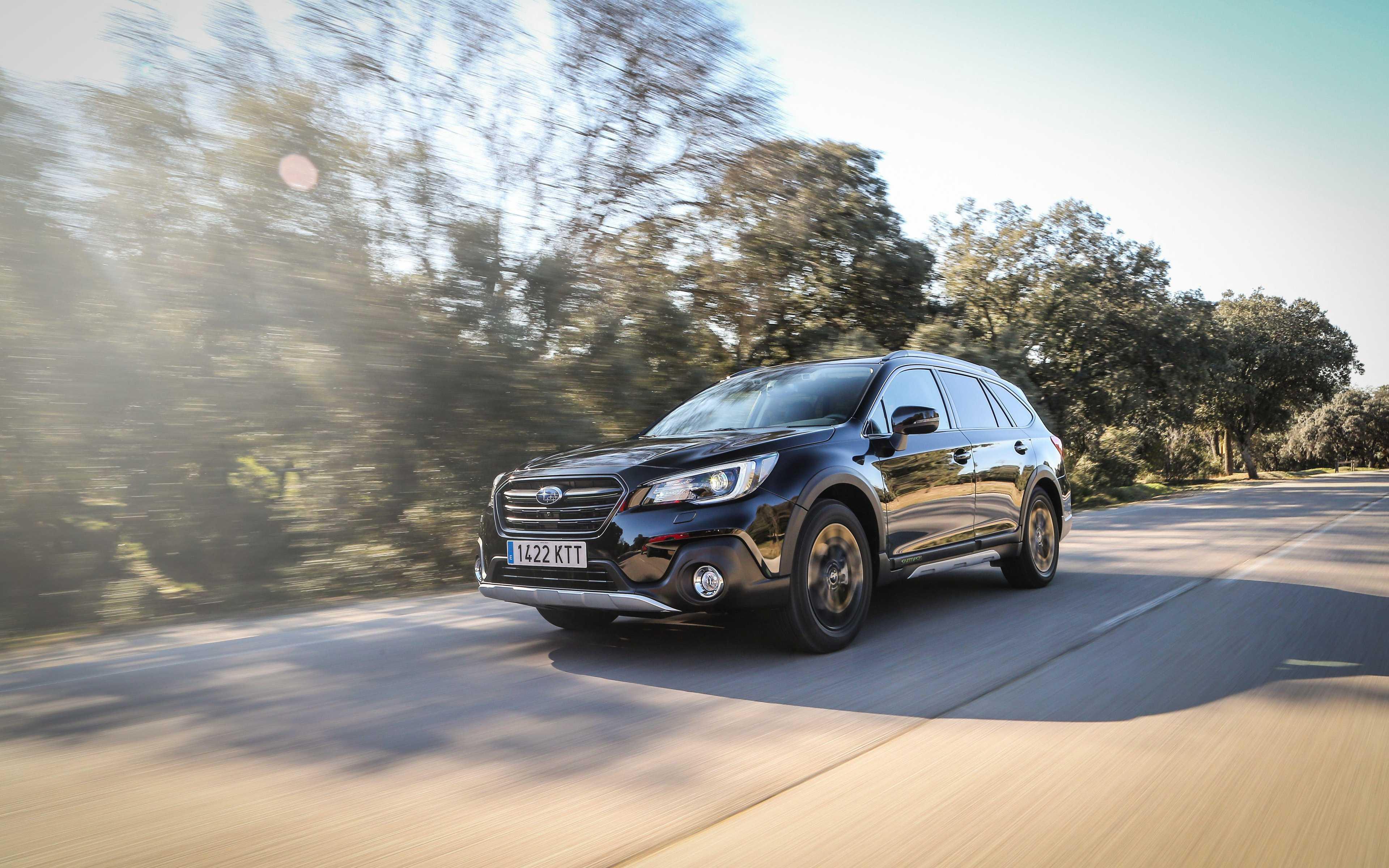 Subaru outback 2019-2020: цена, фото