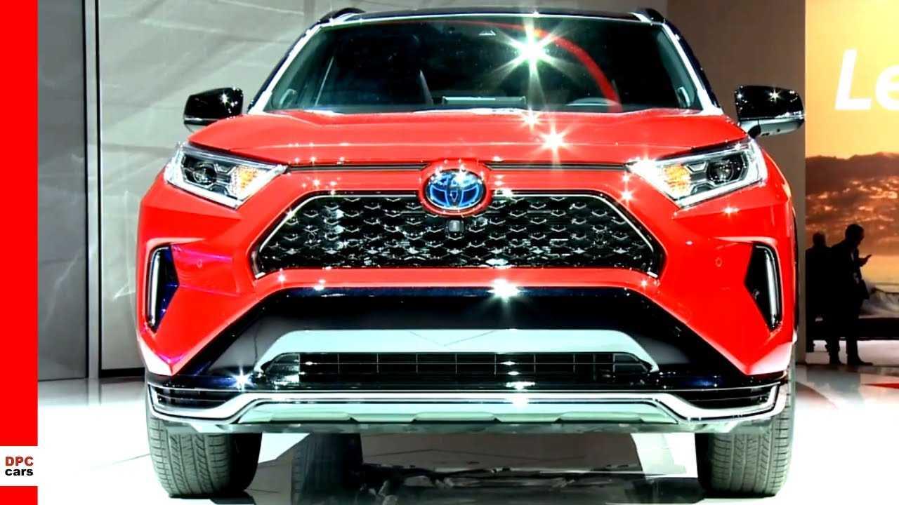 Гибрид тойота рав 4 прайм 2020— новая модель с электрическим мотором на 300 лс