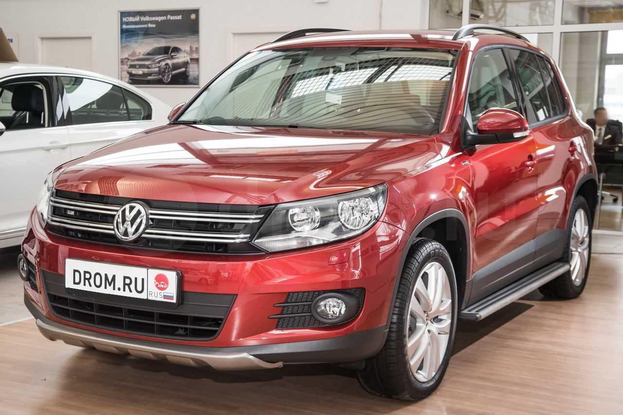 Volkswagen tiguan 2.0 tsi dsg sport&style (01.2016 - 05.2016) - технические характеристики