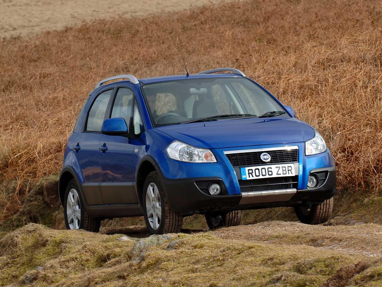 Fiat sedici цена, технические характеристики, фото, видео тест-драйв