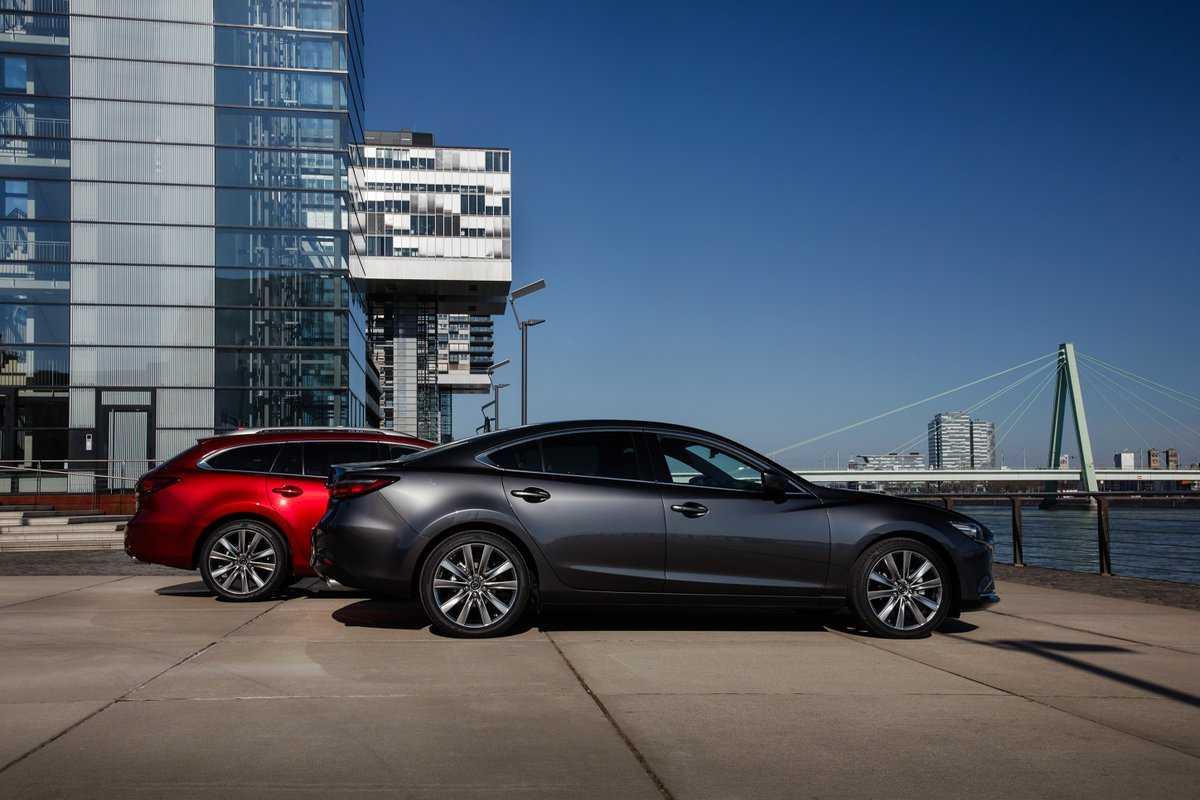 Mazda mazda6 2019 — отзыв владельца