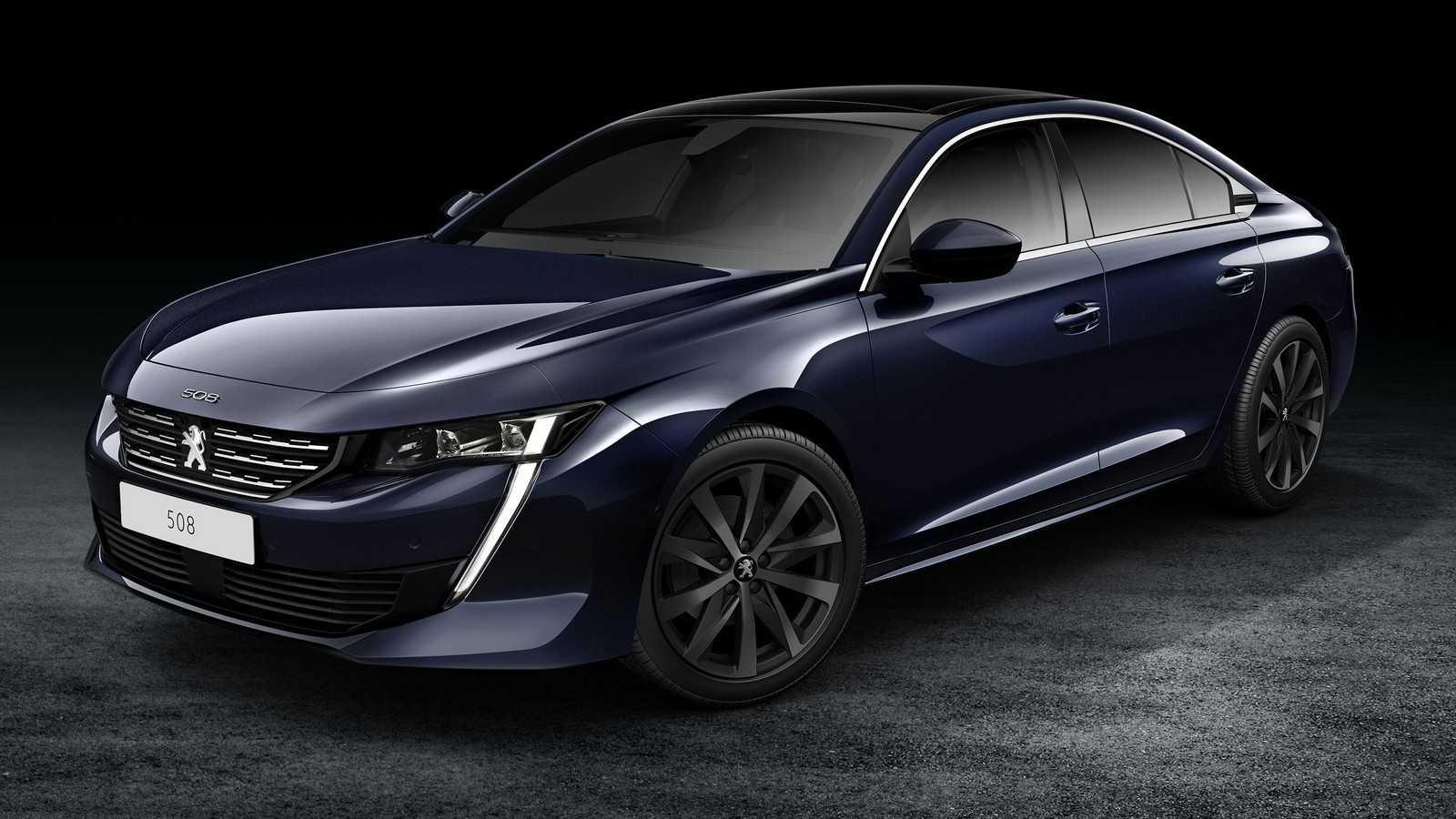 Peugeot 508 2019: фото, цена, комплектации, старт продаж в россии