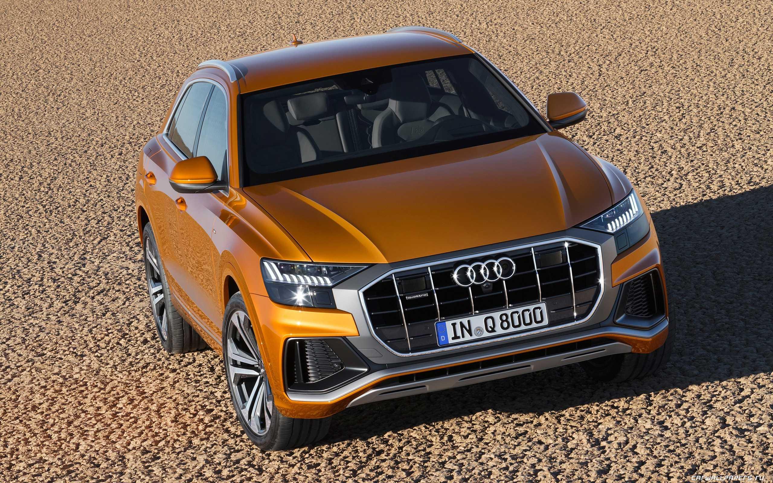 Audi q8 3.0 55 tfsi quattro tiptronic (11.2018 - н.в.) - технические характеристики