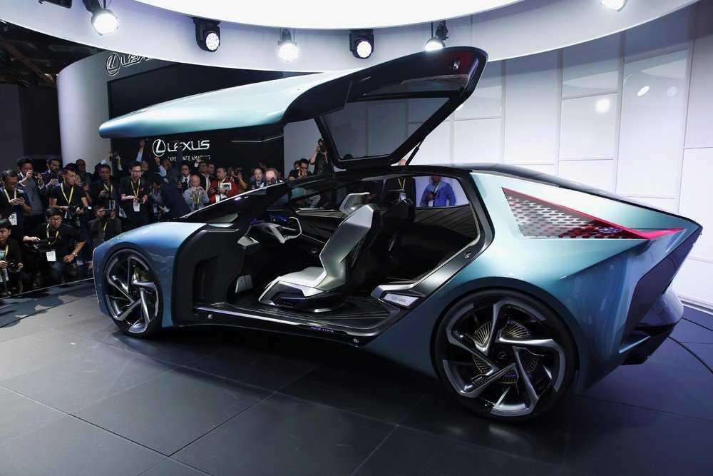 5 крутейших концептов авто на женевском автосалоне 2017