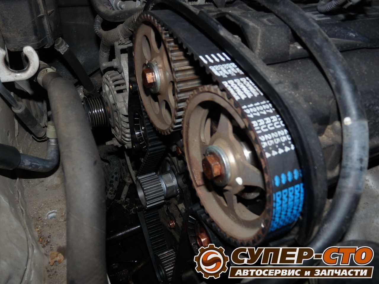 Ремонт двигателя на шевроле круз своими руками