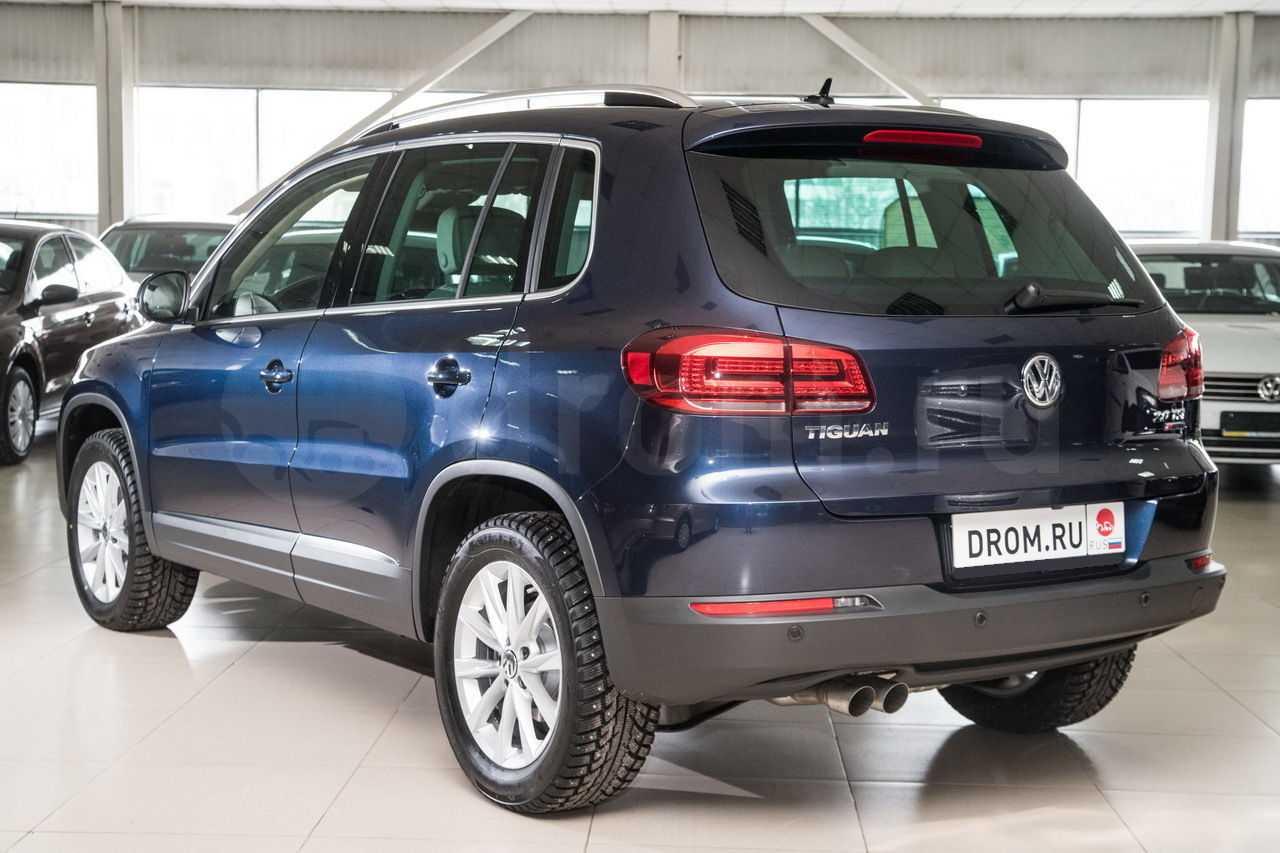 Перерожденная модель прославленного хита — Volkswagen Tiguan 2016 года уже была презентована общественности в немецком Франкфурте