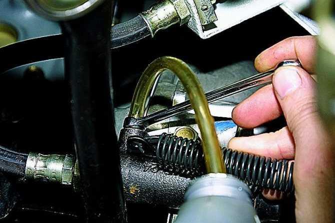 Регулировка сцепления на автомобиле ваз 2104, 2105, 2107