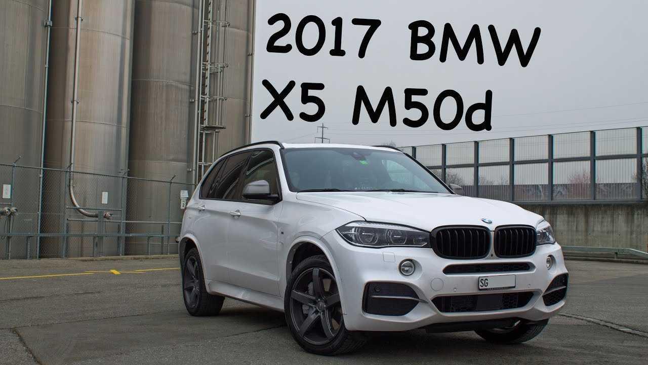 Bmw x5 xdrive 30d at exclusive (02.2016 - 09.2018) - технические характеристики