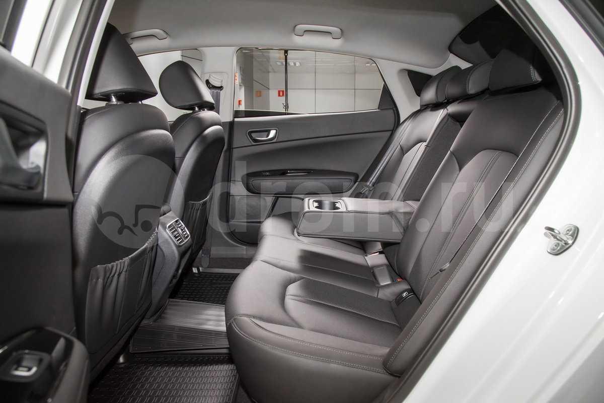 Kia optima 2016, седан, 4 поколение, jf (03.2016 - 11.2018) - технические характеристики и комплектации