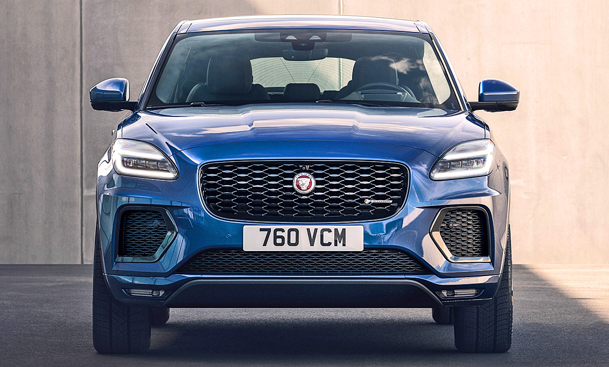 Обзор и цена jaguar e-pace 2019-2020