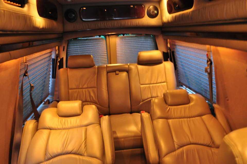 Микроавтобус chevrolet express: фото, технические характеристики и особенности автомобиля