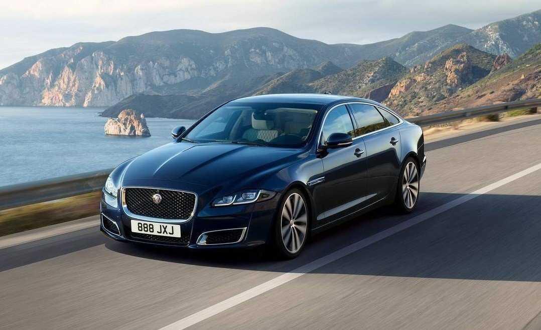 Jaguar xj 2.0t at premium luxury lwb (02.2016 - 08.2017) - технические характеристики