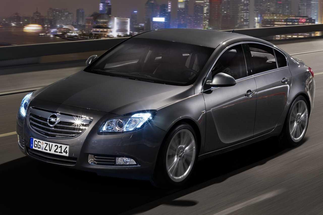 Opel insignia 2019: немецкий стандарт комфортного городского седана