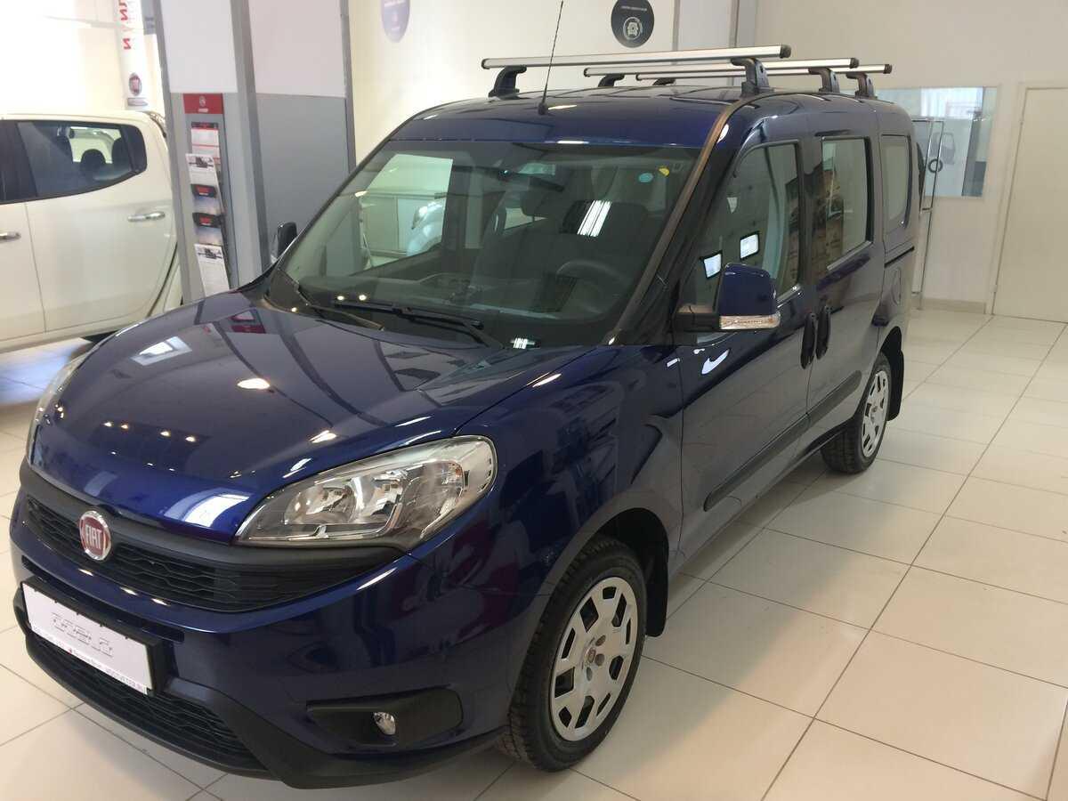 Fiat doblo 1.4 mt comfort (10.2006 - 04.2012) - технические характеристики