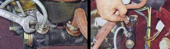 Самостоятельная диагностика неисправностей сцепления ваз 2107