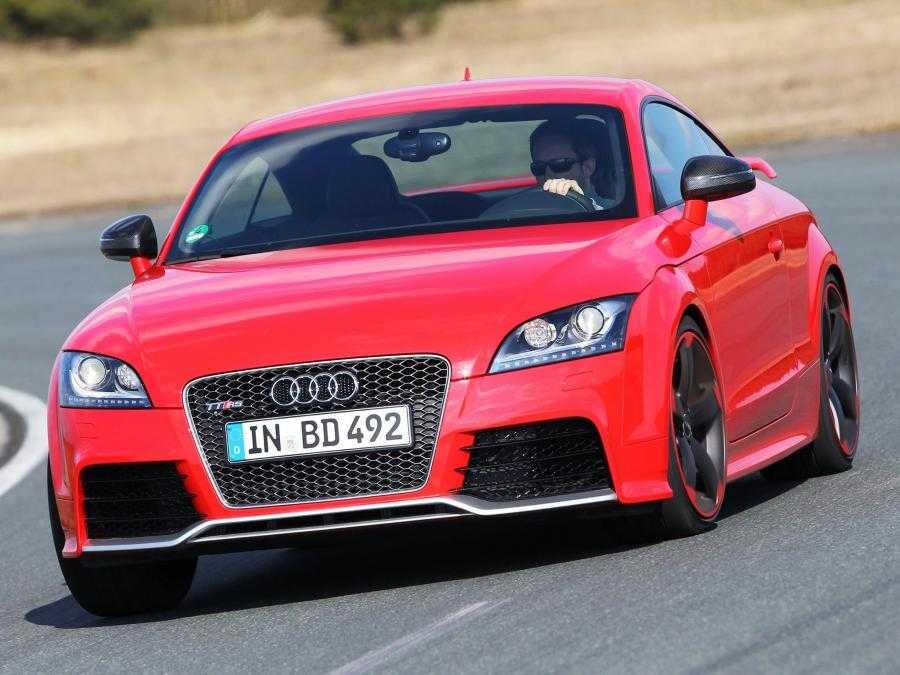 Audi tt 8j (2010-2014)