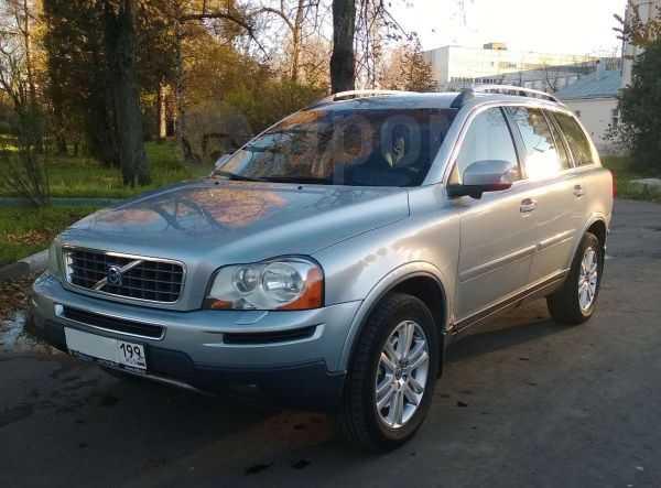 Volvo xc90 2008 — отзыв владельца