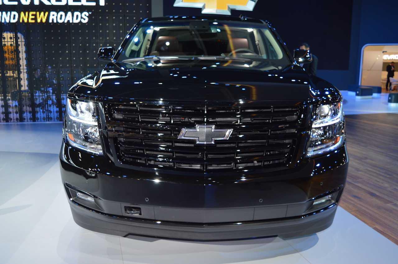 Chevrolet tahoe rst 2018: всесторонняя мощь и брутальность