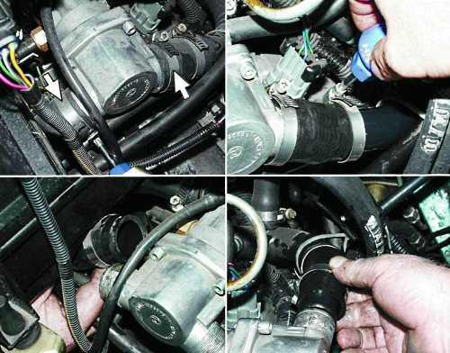 Самостоятельно меняем термостат на автомобиле ваз 2106