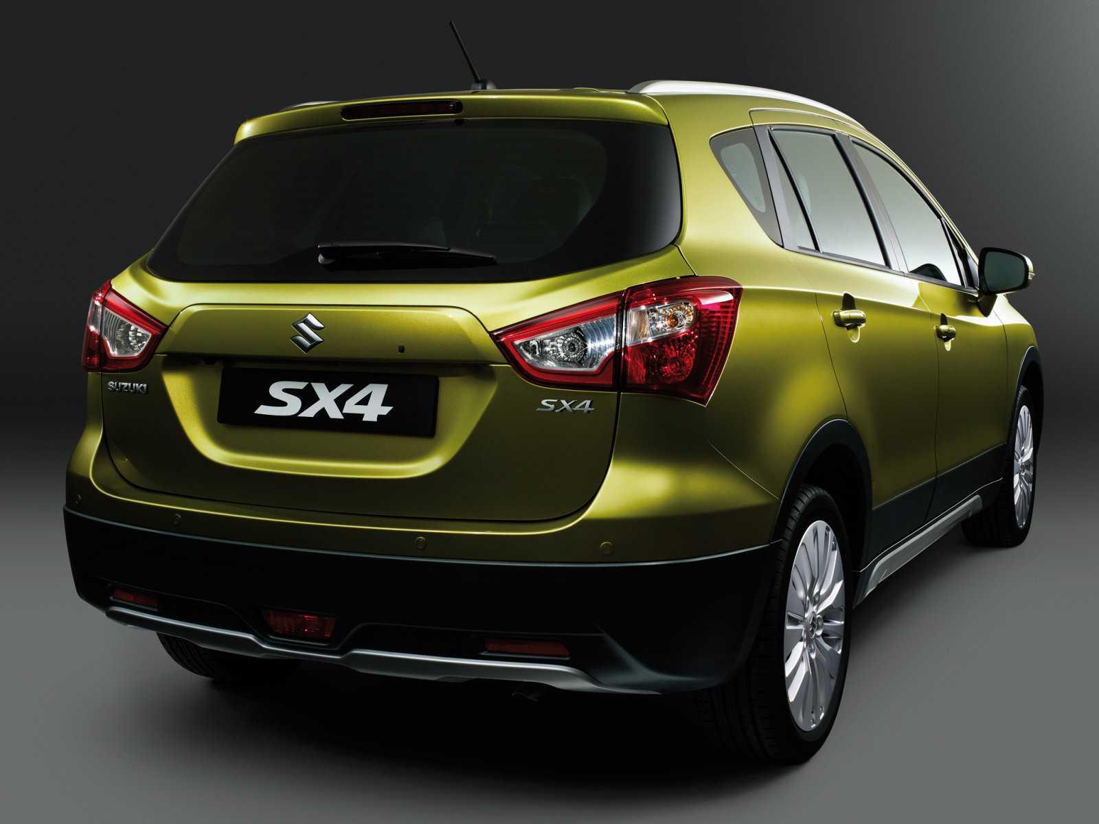 Suzuki sx4 2019-2020: цена, фото