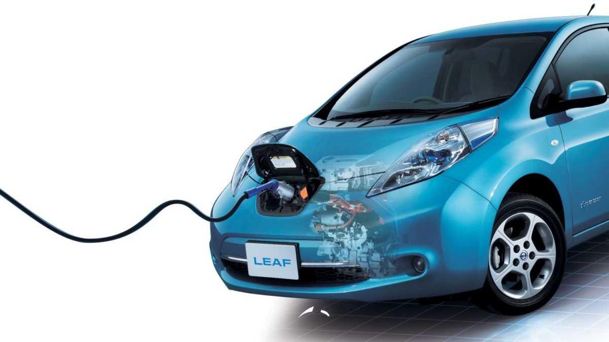 Обзор электромобиля nissan leaf цены и потребление энергии