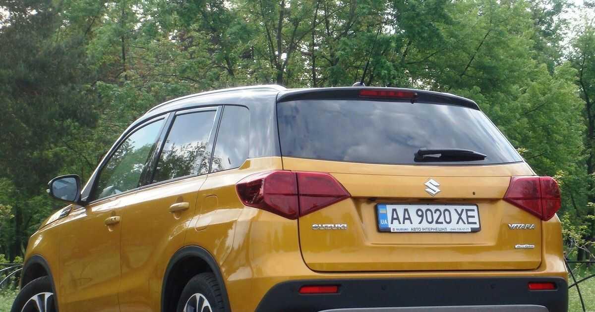 Сузуки витара 2021 новый кузов, цены, комплектации, фото, видео тест-драйв