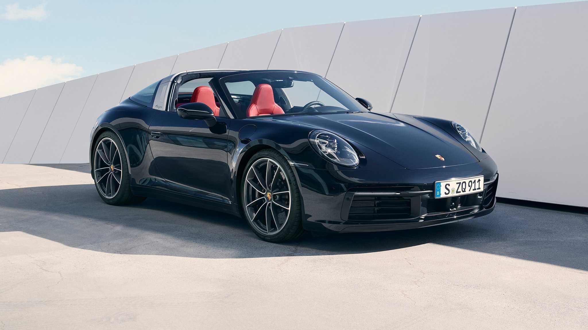 Porsche выпустила мощную модификацию panamera