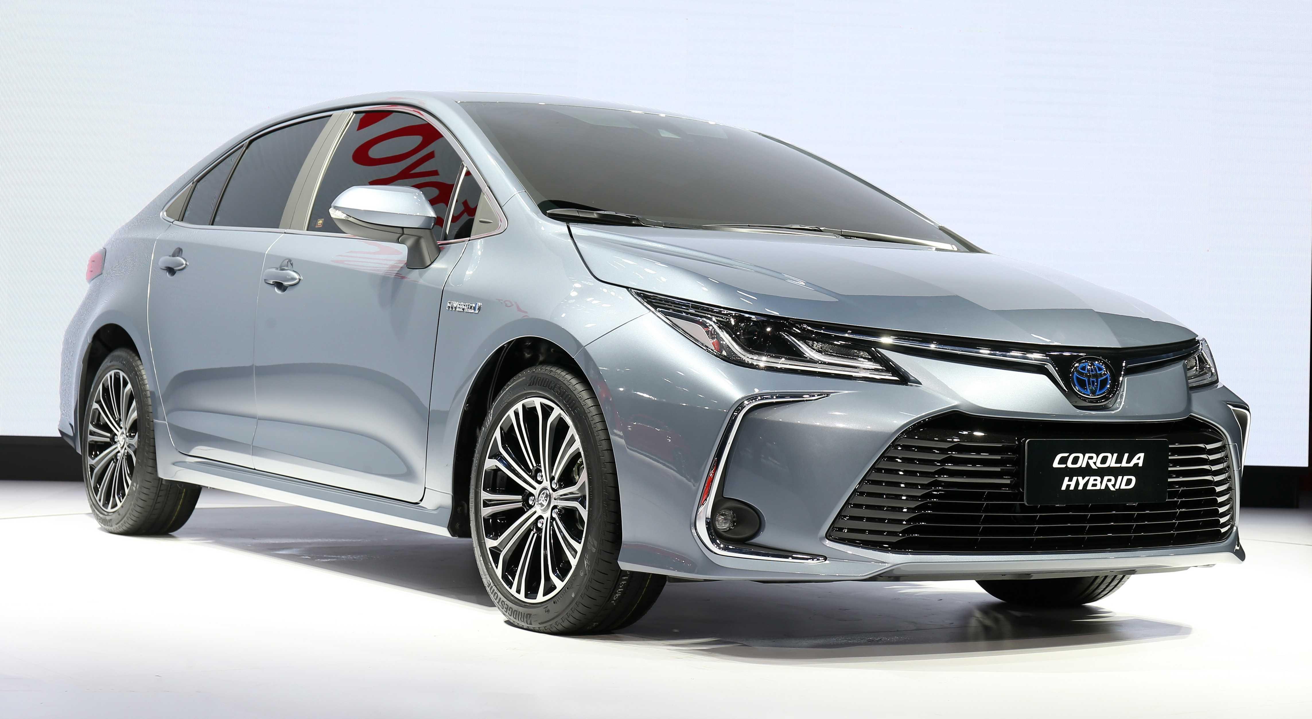 Toyota corolla 2018, 2019, 2020, 2021, хэтчбек 5 дв., 12 поколение, e210 технические характеристики и комплектации