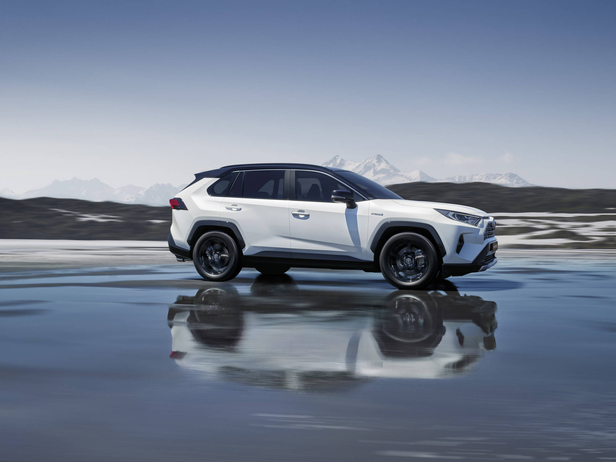 Российский офис Toyota обнародовал прайс-лист и комплектации вседорожника RAV4 новой V генерации для отечественного авторынка