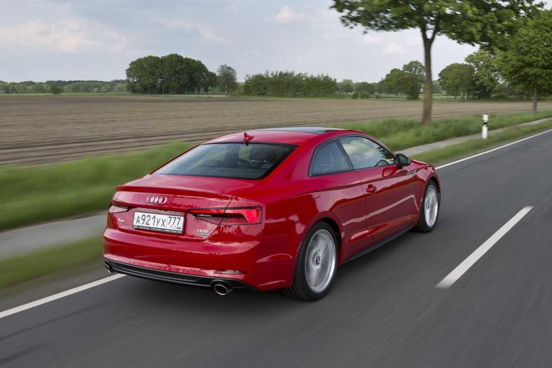 Обзор и тест-драйв audi a5 sportback - фото, видео, технические характеристики.
