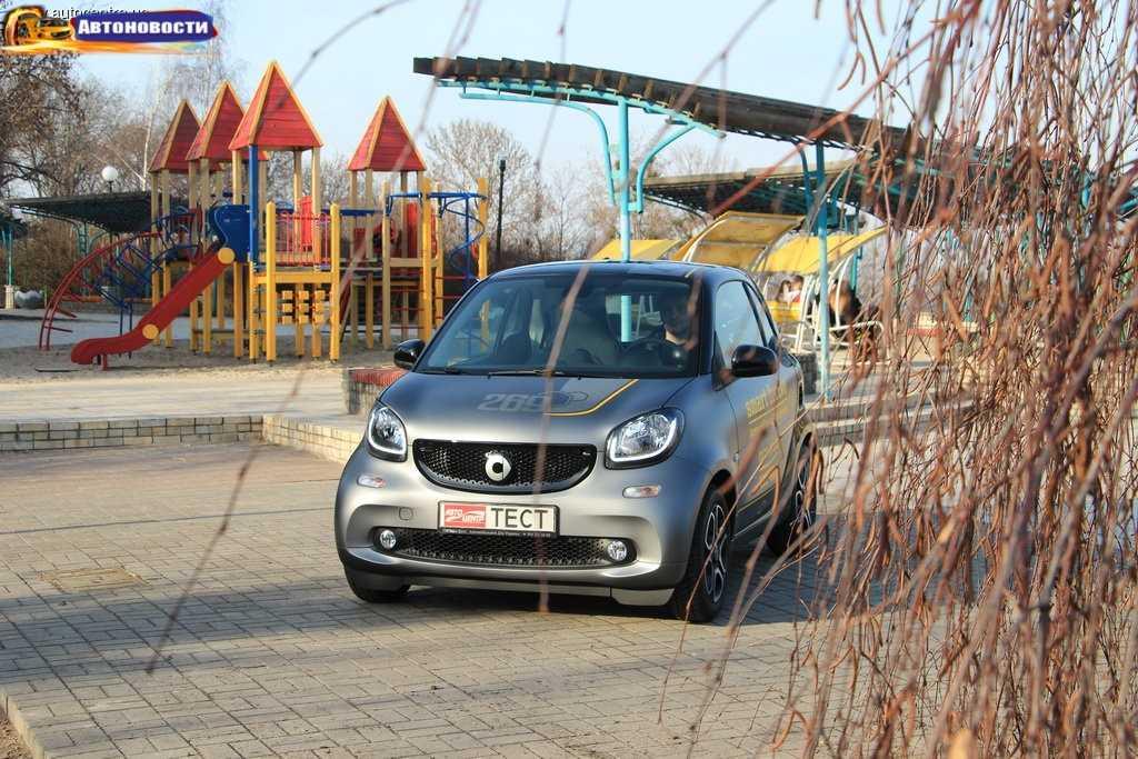 Встречайте новенький smart fortwo cabrio! - «автоновости» » авто - новости