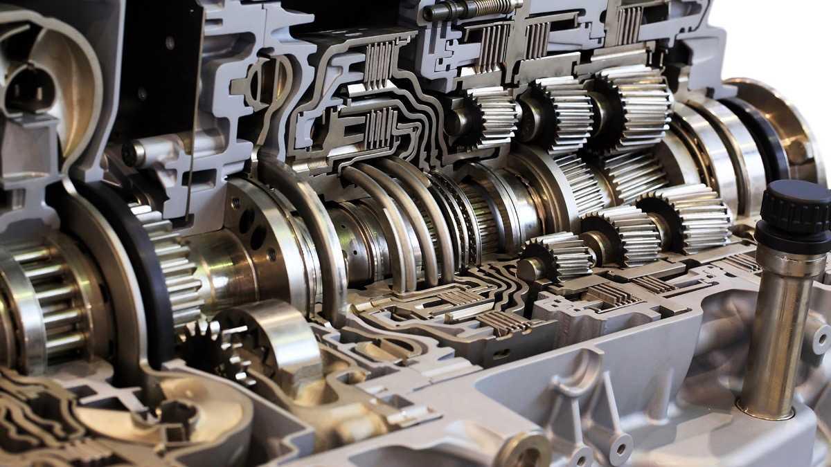 Особенности ремонта автоматической коробки передач