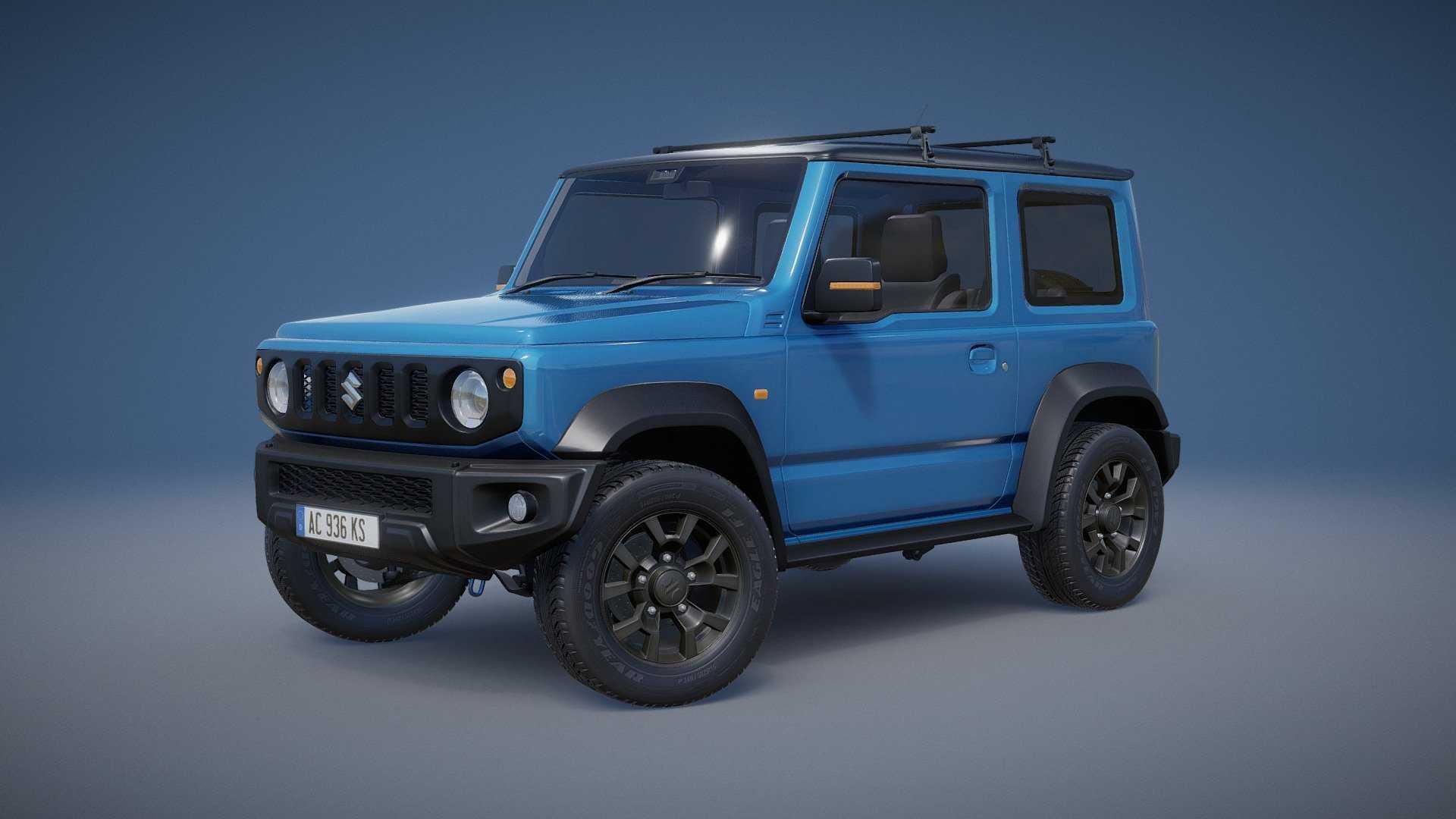 Suzuki jimny 2019: мини-внедорожник с обновленным дизайном и улучшенными характеристиками