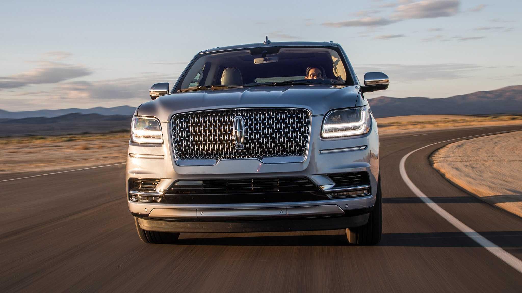 Lincoln navigator 2018 комплектации и цена