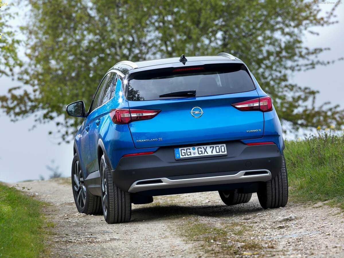 Opel grandland x hybrid4 2019-2020 - фото, цена и характеристики гибрида опель грандланд х