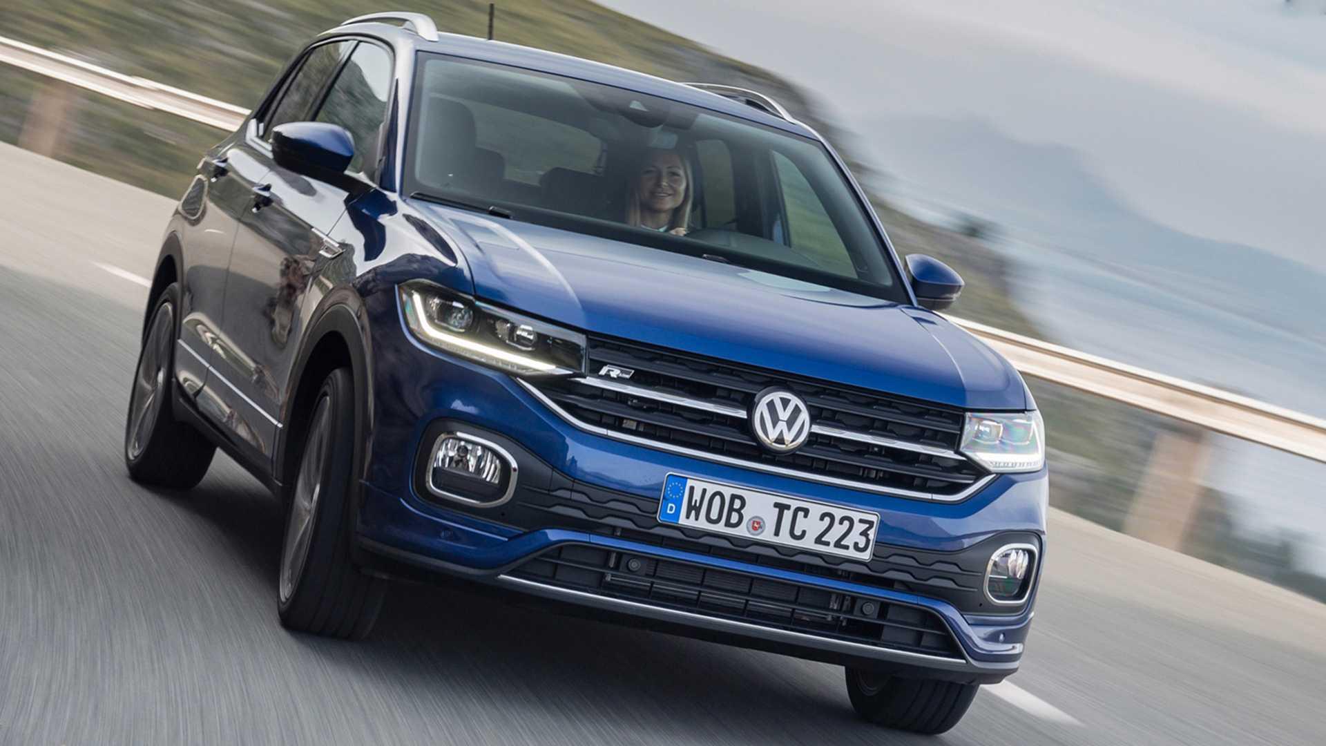 Volkswagen t-cross 2019-2020 цена, технические характеристики, фото, видео тест-драйв