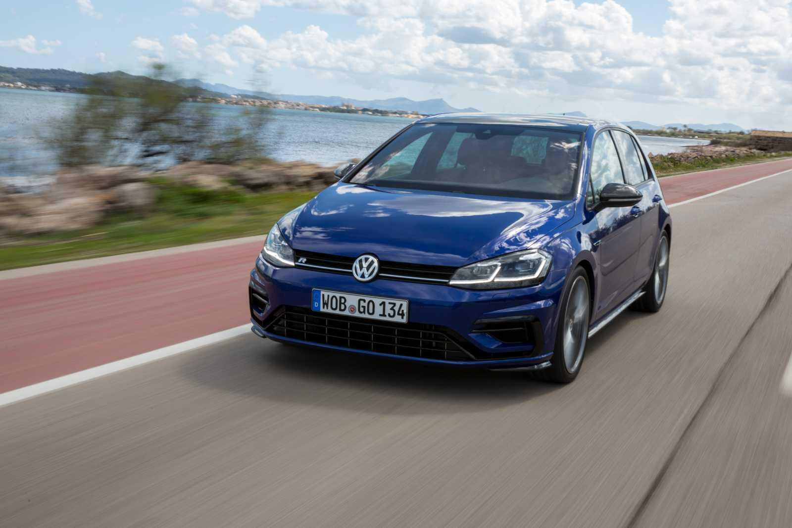 Volkswagen golf vii – статус обновлен