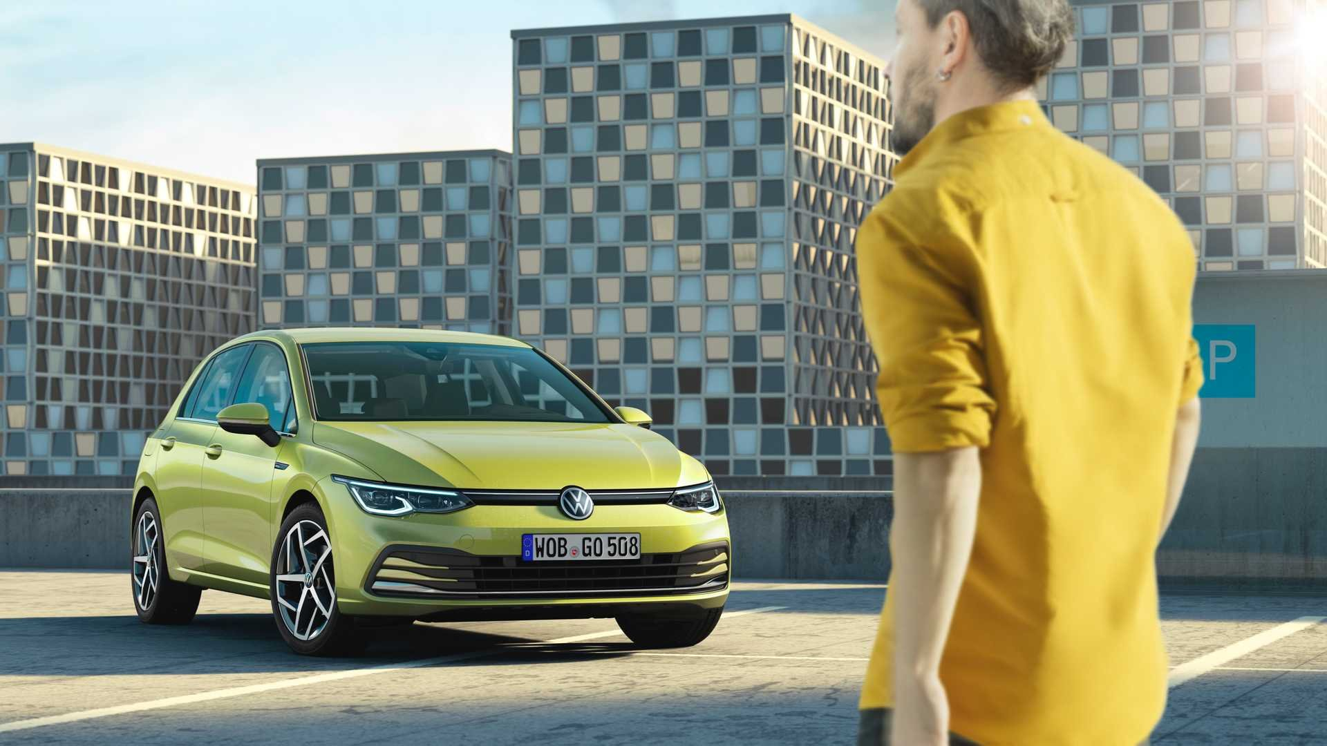 Фольксваген гольф 2020 цены, комплектации в новом кузове, фото, видео теста