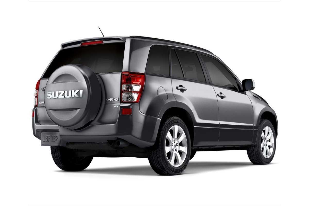 Suzuki grand vitara 2.4 at jlx-el nav (08.2012 - 07.2016) - технические характеристики