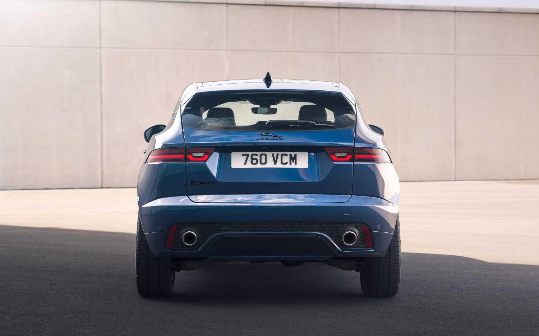 Jaguar f-pace 2021: премиальный кроссовер с реальным внедорожным потенциалом