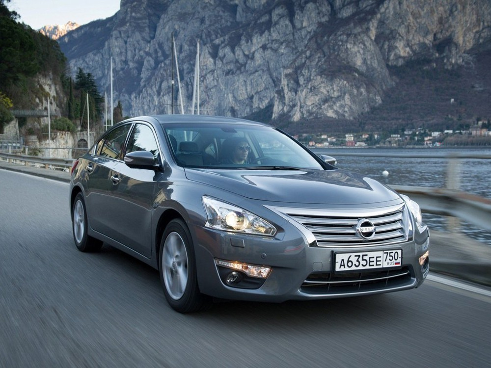 Nissan teana 2.5 cvt 4wd luxury+four (09.2011 - 02.2014) - технические характеристики