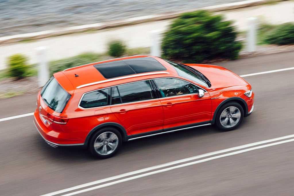 Volkswagen passat alltrack обзор технические характеристики и цены