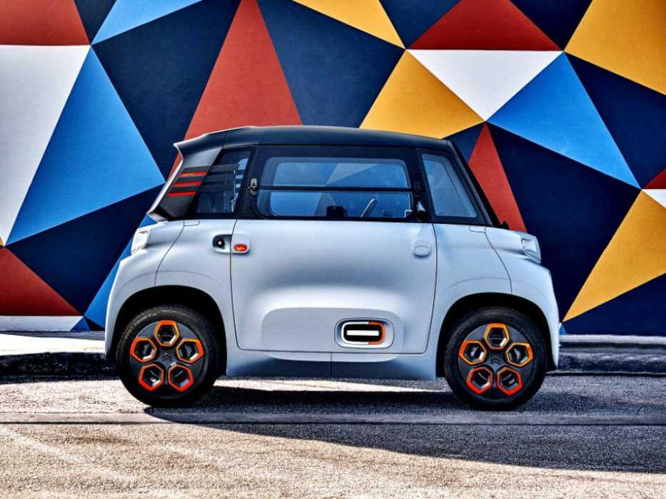 Электромобиль citroen ami one concept: внешний вид, интерьер и управление, технические характеристики, использование | автомалиновка