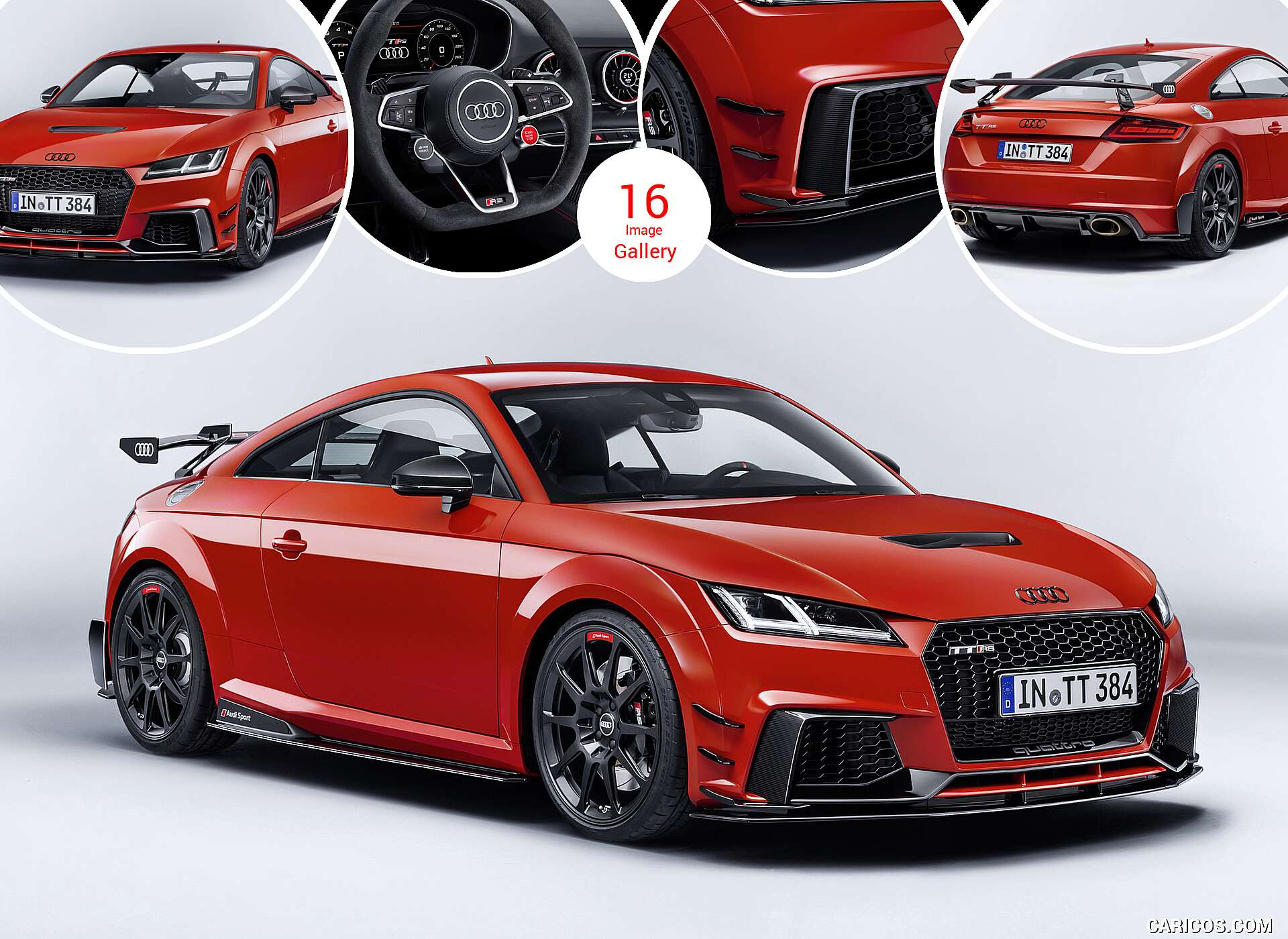 Audi tt 2.0 tfsi quattro s tronic sport (10.2014 - 10.2017) - технические характеристики