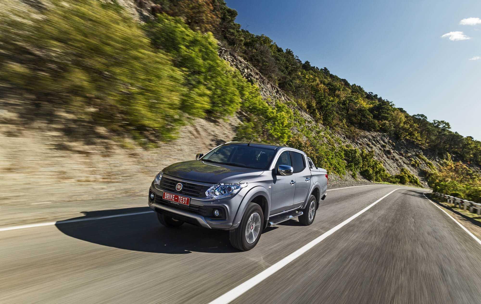 Fiat fullback 2.4 at doublecab dynamic+ (09.2016 - н.в.) - технические характеристики