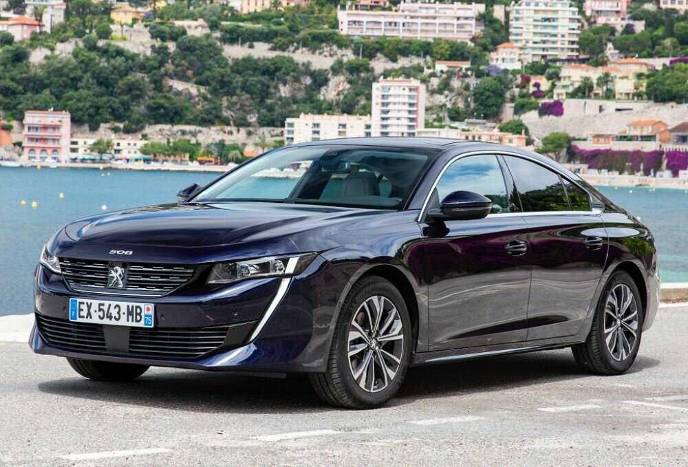 Peugeot 508 2011-2018 цена, технические характеристики, фото, видео тест-драйв